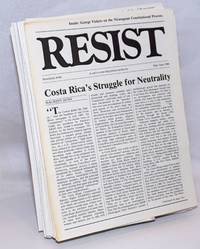 Resist: A call to resist illegitimate authority. [52 issues]