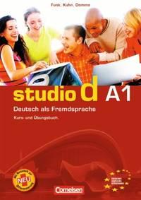 Studio d: Kurs- und Arbeitsbuch A1