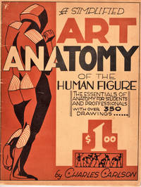 image of A Simplified Art Anatomy of the Human Figure