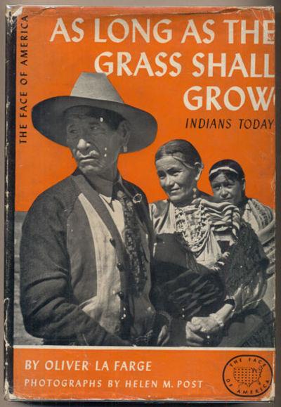 New York: Alliance Book Corporation / Longmans, Green & Company, 1940. Helen Post. SIGNED. 140pp. Sm...