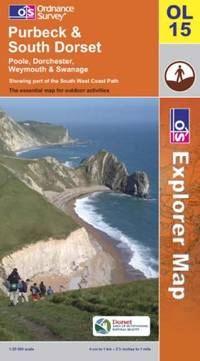 Purbeck and South Dorset (Explorer Maps)