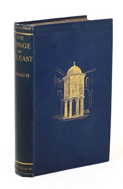London: Macmillan, 1913. First Edition. Hardcover. Very good. 273 pp + sketch map of Syria, publishe...