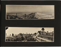[UNUSUAL VERNACULAR PHOTOGRAPH ALBUM, COMPRISED MAINLY OF PANORAMIC PHOTOGRAPHS, DOCUMENTING AFFLUENT VACATIONERS AT VARIOUS UPSCALE SOUTHERN CALIFORNIA HOTELS IN THE EARLY 20th CENTURY]