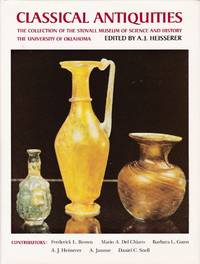 image of Classical Antiquities The Collection of the Stovall Museum of Science and History