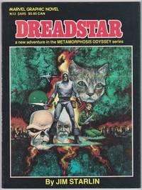 image of Dreadstar (Marvel Graphic Novel Number 3)
