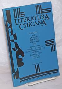 image of Literatura Chicana; creative and critical writings through 1984