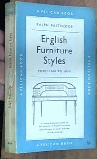 image of English Furniture Styles 1500 – 1830 pelican A 309
