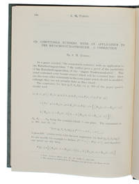 On Computable Numbers with an Application to the Entscheidungsproblem. A Correction. - [TURING'S...