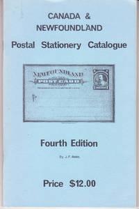 Canada and Newfoundland Postal Stationery Catalogue
