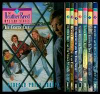 THE HEATHER REED MYSTERY SERIES: The Cryptic Clue; The Model Mystery; The Eerie Echo; The Toxic Secret; The Major League Mystery; The Exchange Studen's Secret; The Trail of Fear; The Reins of Danger