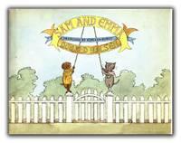 image of Sam and Emma. Drawings by Edward Gorey