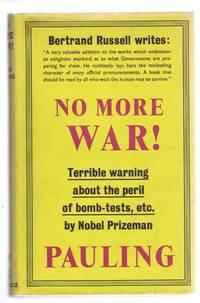 No More War!