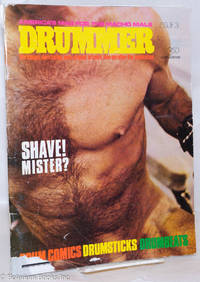 image of Drummer: America's Mag for the macho male; #31, 1979; Shave! Mister