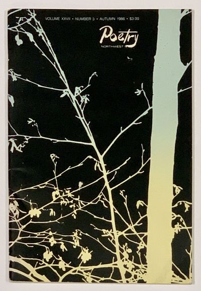 Seattle: University of Washington, 1986. 1st Printing. Color printed paper covers, stapled. Modest w...
