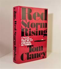 Red Storm Rising {Signed; Fine minus/Fine minus}