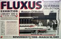 FLUXUS  SELECTIONS FROM THE GILBERT AND LILA SILVERMAN COLLECTION ... [caption]