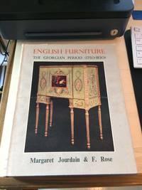 image of English Furniture: The Georgian Period (1750-1830)