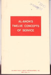 Al-Anon's Twelve Concepts of Service