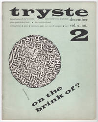 Tryste, Volume 2, Number 2 (December 1965) by  et al  Louis Capson (on Kenneth Grahame) - Paperback - 1st edition - 1965 - from Philip Smith, Bookseller (SKU: 3236)