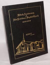 image of Fiftieth Anniversary of New Providence Baptist Church 1945 - 1995
