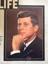John F. Kennedy by Life Magazine - probably November 1963