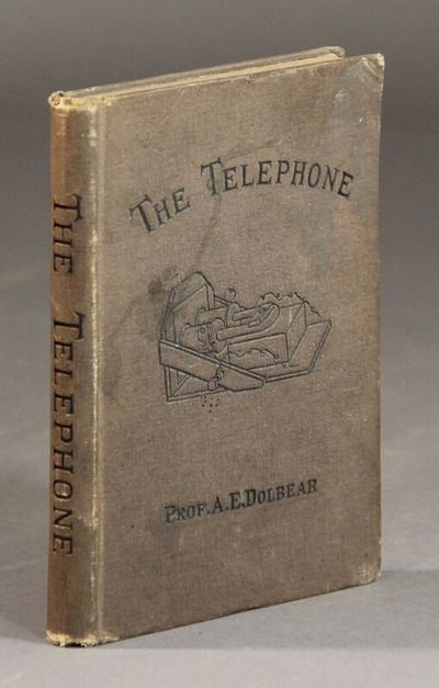 Boston: Lee & Shepard; New York: Charles L. Dillingham, 1877. First edition, 12mo, pp. , v-vi, 7-128...