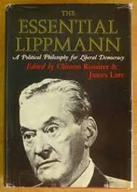 The Essential Lippmann