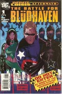 CRISIS AFTERMATH: THE BATTLE FOR BLUDHAVEN: E. June #1 (of 6)
