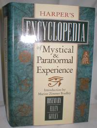 image of Harper's Encyclopedia of Mystical & Paranormal  Experience.