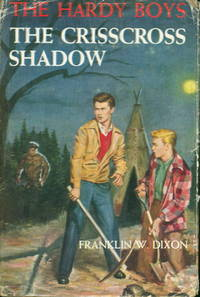 THE CRISSCROSS SHADOW: The Hardy Boys Series 32.