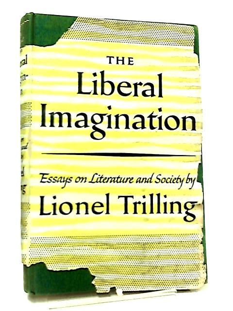essay imagination liberal literature society A list of 100 major works of british and american creative nonfiction published over the past 80 years  100 major works of modern creative nonfiction search the site go languages.