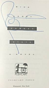 GARDEN STATE (SIGNED)