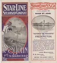 STAR LINE STEAMSHIP COMPANY; River St. John...