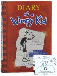 image of Diary of a Wimpy Kid: Greg Heffley's Journal