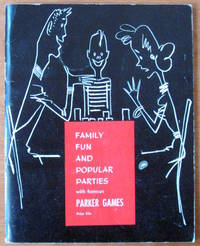 image of Family Fun and Popular Parties. With Famous Parker Games