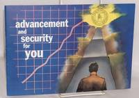 Advancement and security for you, through member ship in Interntaional Printing Pressmen and Assistants' Union of North America