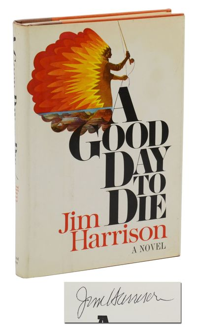 New York: Simon and Schuster, 1973. First Edition. Near Fine/Near Fine. First edition. Signed by Jim...