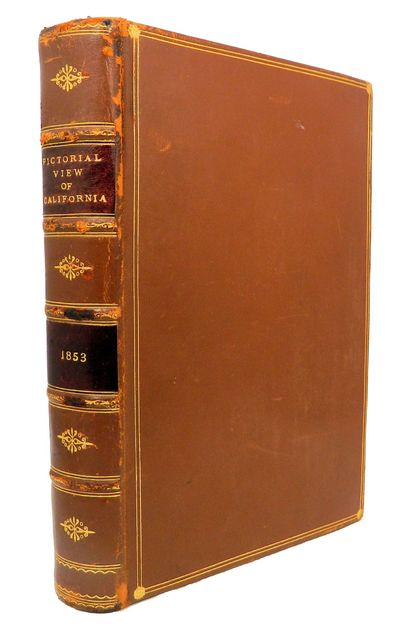 New York: Henry Bill, 1853. Second Edition. Full leather. Very Good. George V. Cooper. ; vii, , -224...