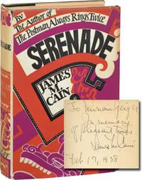 image of Serenade (Hardcover, inscribed in 1938)