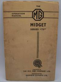 image of The MG Midget Series TF Operation Manual