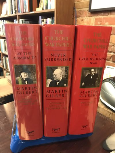 W. W. Norton & Co, 1995-01-01. First Edition. Hardcover. Very Good/Very Good. All three volumes are ...