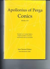 Apollomius of Perga Conics  Books I - III