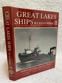 Great Lakes Ships We Remember II