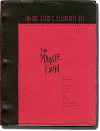 The Marble Faun (Original screenplay for an unproduced film)