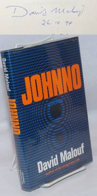 Johnno a novel [signed]