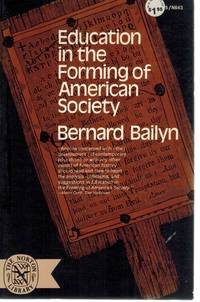 EDUCATION IN THE FORMING OF THE AMERICAN SOCIETY