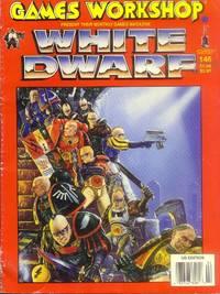 White Dwarf:  Issue 146, February 1992