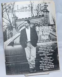 image of The Liberty Press: serving lesbian_gay Kansans since 1994 vol. 5, #2, October 1998; Nightmare in Gage Park