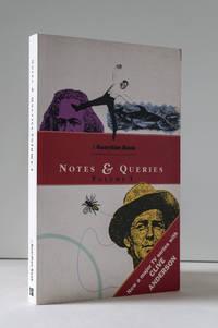 Notes & Queries Volume I