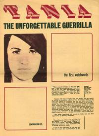 Tania: The Unforgettable Guerrilla. Nos. 2, 3, 4, 7, and 8 (22 November 1970 - 3 January 1971)
